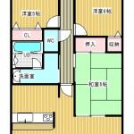 ダイアパレス太田704(賃貸)